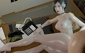Resident Evil Ada Wong Survival sex [Nude]